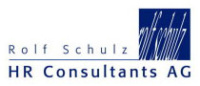 Rolf Schulz HR Consultants AG